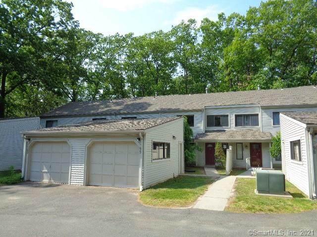99 Farmington Chase Crescent #99, Farmington, CT 06032 (MLS #170405062) :: Hergenrother Realty Group Connecticut
