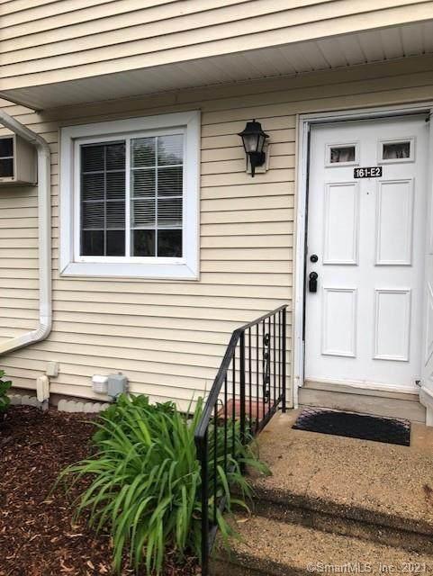 161 Cynthia Lane E2, Middletown, CT 06457 (MLS #170405065) :: Anytime Realty