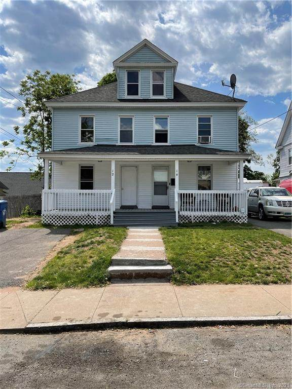 12 Griswold Street, Manchester, CT 06040 (MLS #170405695) :: Hergenrother Realty Group Connecticut