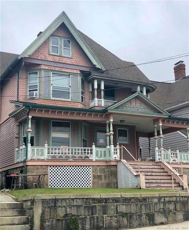 306 Thames Street, Groton, CT 06340 (MLS #170406129) :: Spectrum Real Estate Consultants