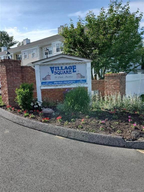 81 Park Avenue #1406, Danbury, CT 06810 (MLS #170406729) :: Spectrum Real Estate Consultants