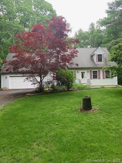 180 Valley View Road, Sterling, CT 06377 (MLS #170406838) :: Tim Dent Real Estate Group