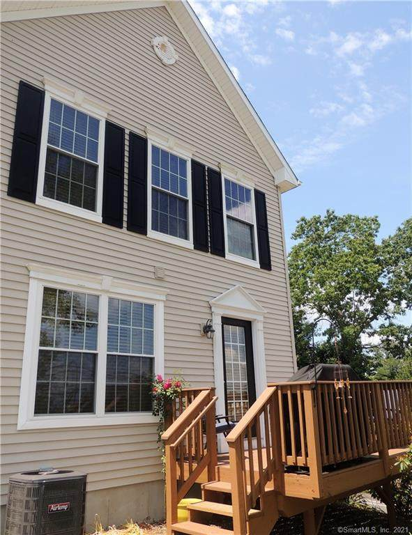2 Donahue Lane #2, Manchester, CT 06042 (MLS #170407858) :: Hergenrother Realty Group Connecticut