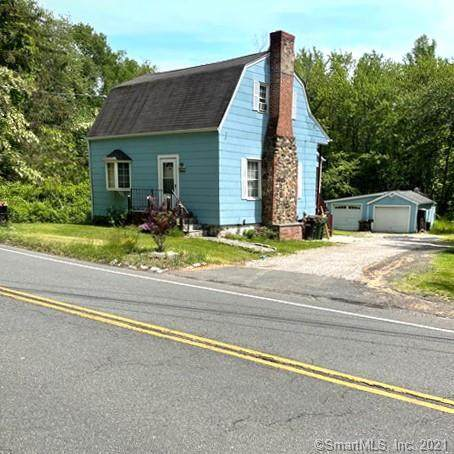 60 Ball Pond Road, Danbury, CT 06811 (MLS #170408015) :: Linda Edelwich Company Agents on Main