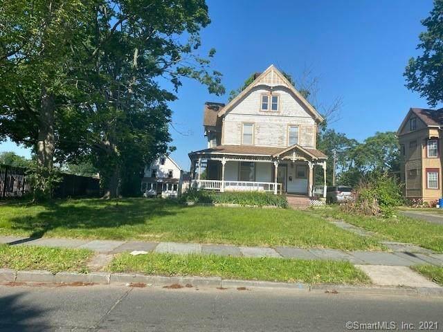 205 Laurel Street, Hartford, CT 06105 (MLS #170408483) :: Spectrum Real Estate Consultants