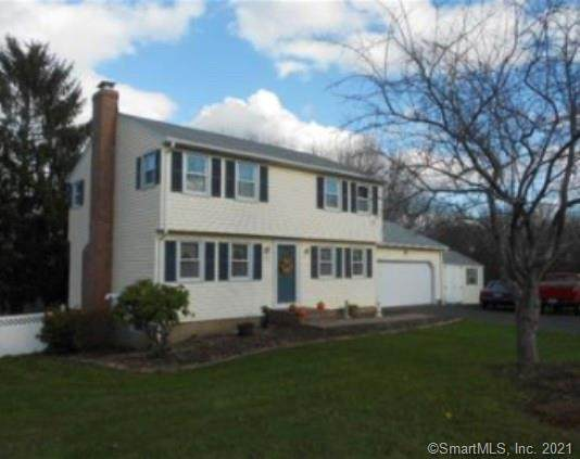 70 Yorkshire Drive, Hebron, CT 06248 (MLS #170408869) :: Spectrum Real Estate Consultants