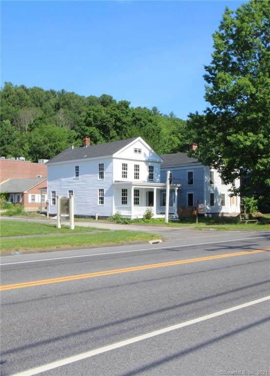 301 Main Street S, Woodbury, CT 06798 (MLS #170409541) :: Tim Dent Real Estate Group