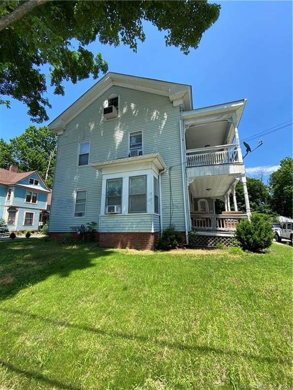 106 S Main Street, Putnam, CT 06260 (MLS #170409613) :: GEN Next Real Estate