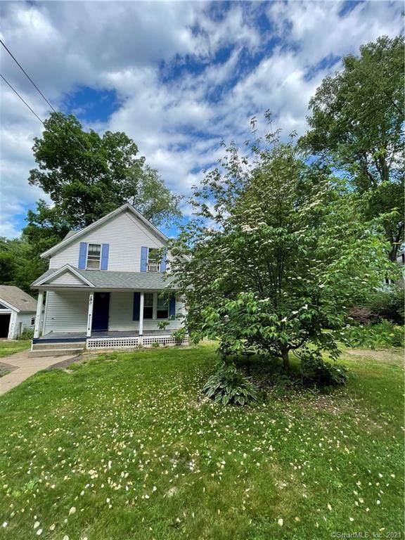 29 East Street, Stafford, CT 06076 (MLS #170410032) :: Spectrum Real Estate Consultants