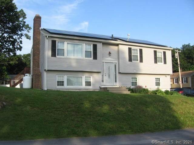 263 Horseshoe Drive, Waterbury, CT 06706 (MLS #170410352) :: Spectrum Real Estate Consultants