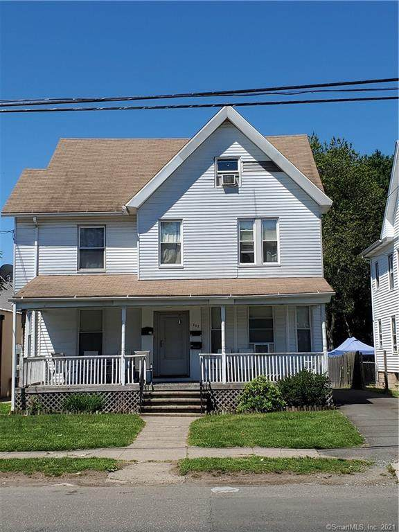 202 Campbell Avenue, West Haven, CT 06516 (MLS #170410740) :: Around Town Real Estate Team