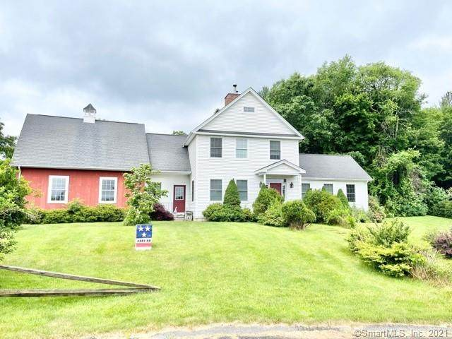 3 Abby Road, Stafford, CT 06076 (MLS #170410817) :: Around Town Real Estate Team