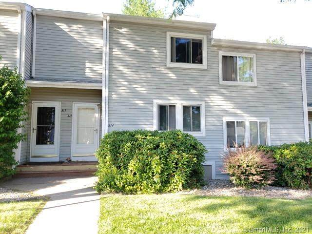 70 Old Town Road #314, Vernon, CT 06066 (MLS #170410936) :: Around Town Real Estate Team