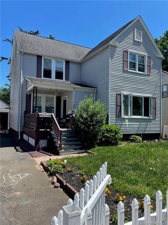 367 Thompson Avenue, East Haven, CT 06512 (MLS #170411122) :: Carbutti & Co Realtors