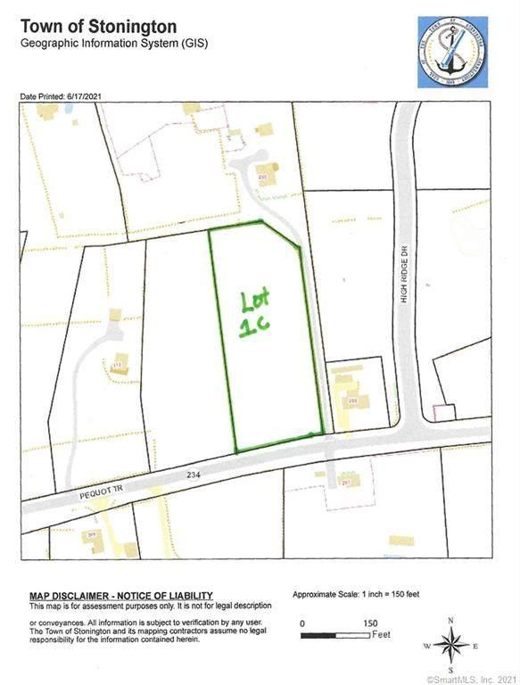 1C Pequot Trail, Stonington, CT 06379 (MLS #170411490) :: Spectrum Real Estate Consultants