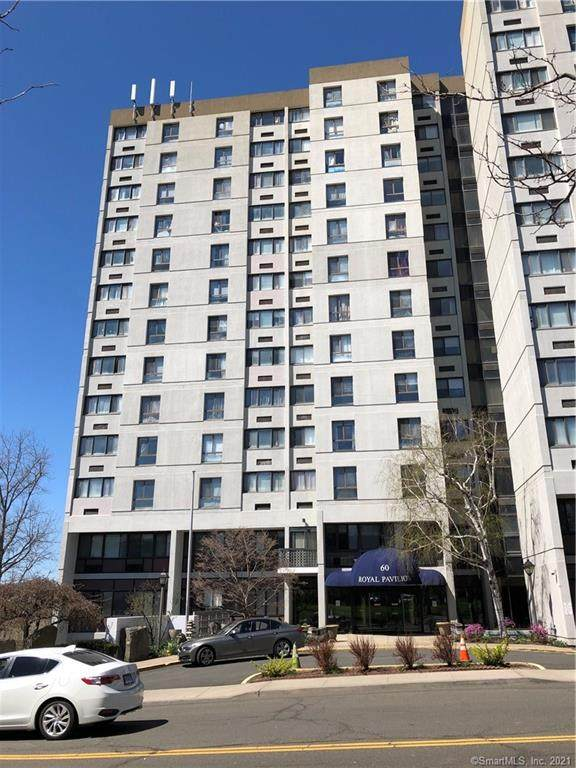 60 Strawberry Hill Avenue #1211, Stamford, CT 06902 (MLS #170411501) :: Spectrum Real Estate Consultants