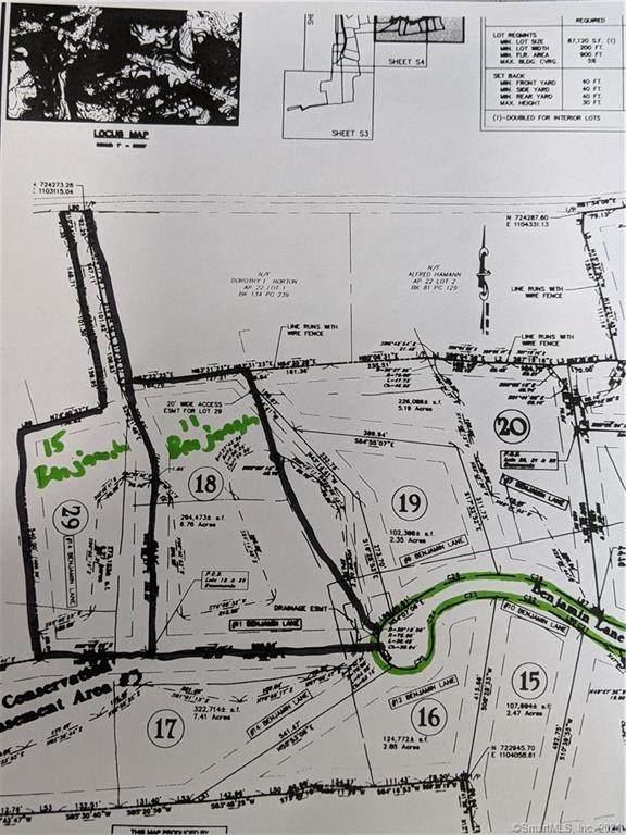 15 Benjamin Lane, East Haddam, CT 06423 (MLS #170411572) :: Tim Dent Real Estate Group
