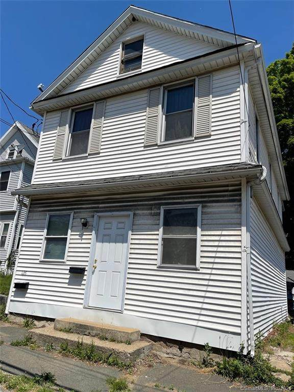 126-128 Main Street, Plymouth, CT 06786 (MLS #170411646) :: Spectrum Real Estate Consultants