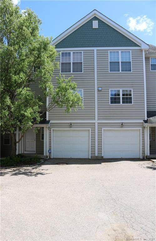 16 Forestview Drive #16, Norwich, CT 06360 (MLS #170412000) :: Kendall Group Real Estate | Keller Williams