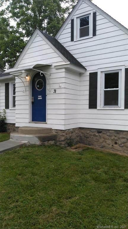 31 Hutchinson Street, Waterbury, CT 06708 (MLS #170412120) :: Around Town Real Estate Team