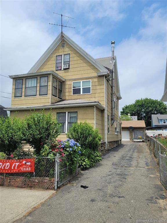 168 Savoy Street, Bridgeport, CT 06606 (MLS #170412168) :: The Higgins Group - The CT Home Finder