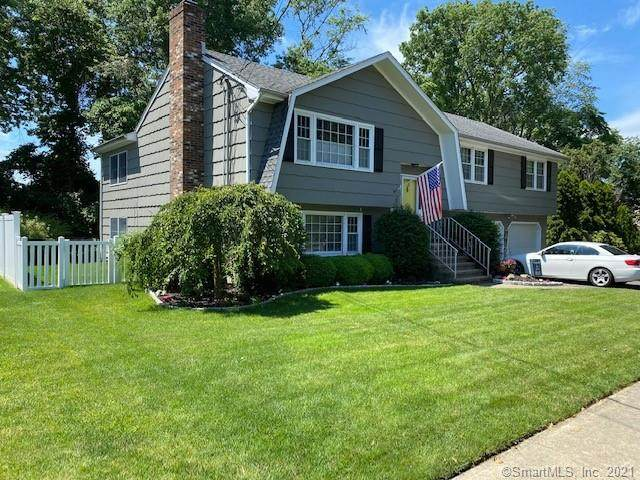 85 Sheffield Drive, Stratford, CT 06614 (MLS #170412174) :: Linda Edelwich Company Agents on Main