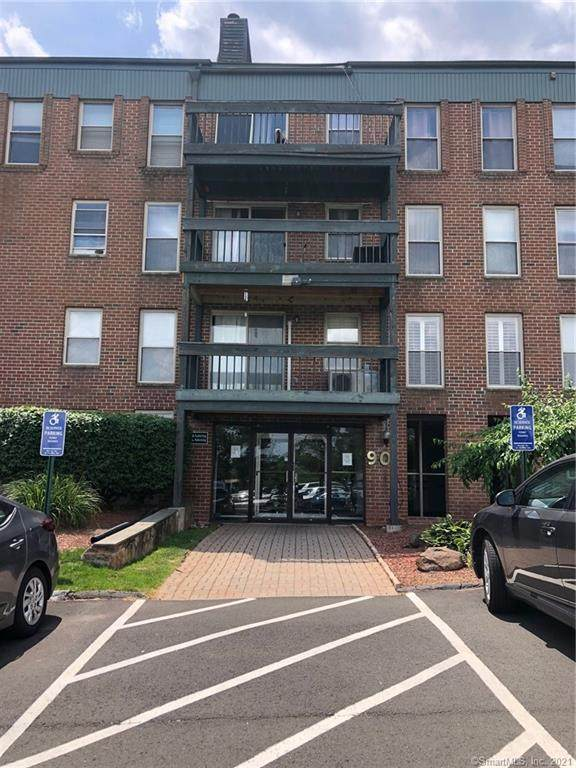 90 Kane Street A6, West Hartford, CT 06119 (MLS #170412224) :: Sunset Creek Realty
