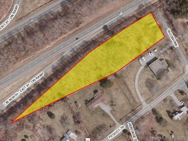 0 Taugwonk Road Extension, Stonington, CT 06378 (MLS #170412780) :: Anytime Realty