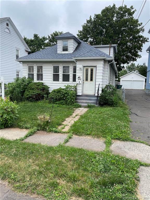 46 Glemby Street, Hamden, CT 06514 (MLS #170413036) :: Kendall Group Real Estate | Keller Williams