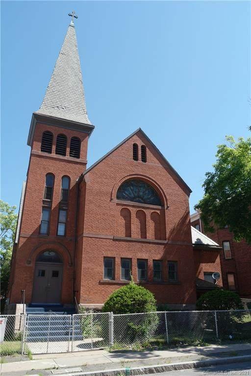 110 Russ Street, Hartford, CT 06106 (MLS #170413223) :: Linda Edelwich Company Agents on Main