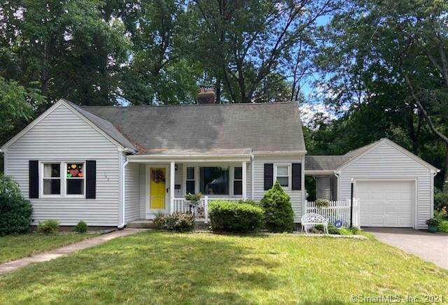 162 Hollister Street, Manchester, CT 06042 (MLS #170413228) :: Hergenrother Realty Group Connecticut