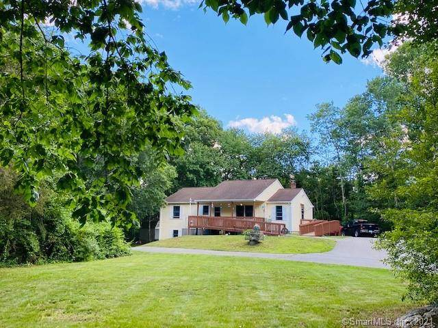 171 Kate Downing Road, Plainfield, CT 06374 (MLS #170413305) :: Next Level Group