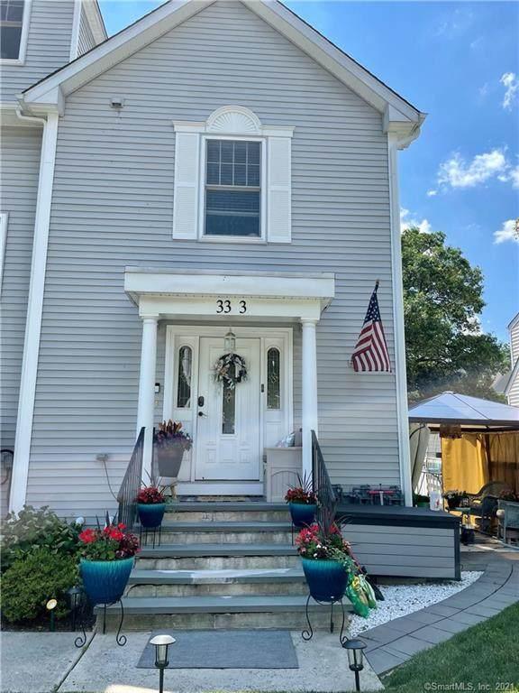 33 Glenwood Avenue #3, Norwalk, CT 06854 (MLS #170416203) :: GEN Next Real Estate