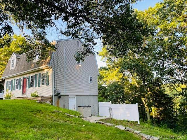 146 Snake Meadow Road, Plainfield, CT 06354 (MLS #170416676) :: GEN Next Real Estate