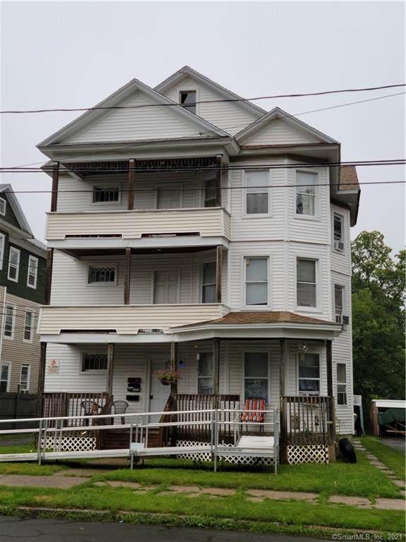 171 Wilcox Street, New Britain, CT 06051 (MLS #170418121) :: GEN Next Real Estate