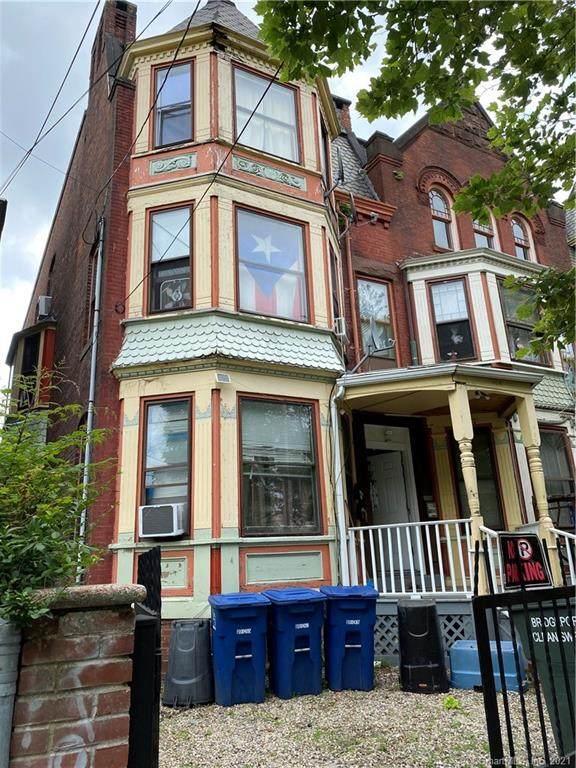 584 Kossuth Street, Bridgeport, CT 06608 (MLS #170418236) :: GEN Next Real Estate