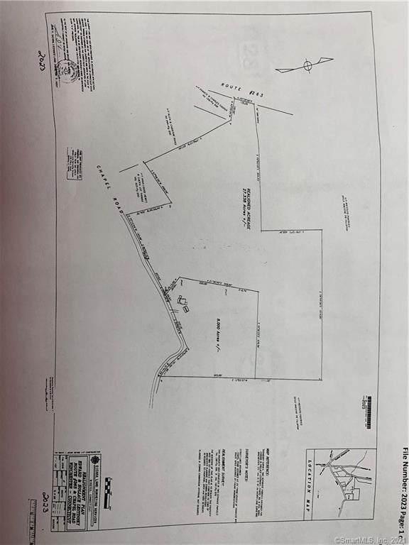 0 Chapel Road, Winchester, CT 06098 (MLS #170418981) :: Team Feola & Lanzante | Keller Williams Trumbull