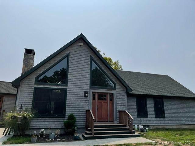 265 Nw Corner Road, North Stonington, CT 06359 (MLS #170419736) :: Kendall Group Real Estate | Keller Williams
