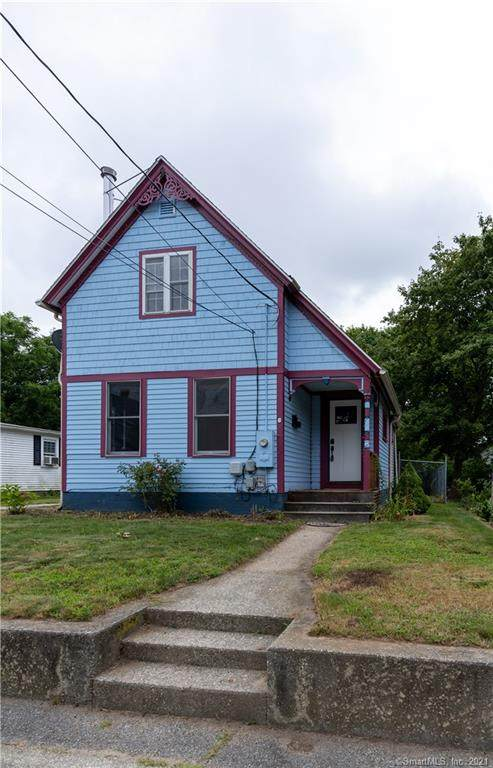 23 Cottage Street, Groton, CT 06340 (MLS #170420156) :: Spectrum Real Estate Consultants