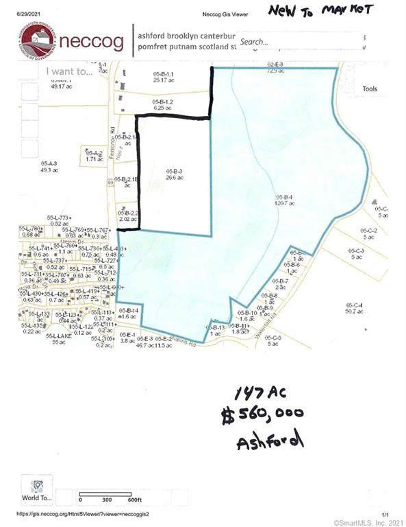 360 Ference Road, Ashford, CT 06278 (MLS #170421246) :: Michael & Associates Premium Properties | MAPP TEAM