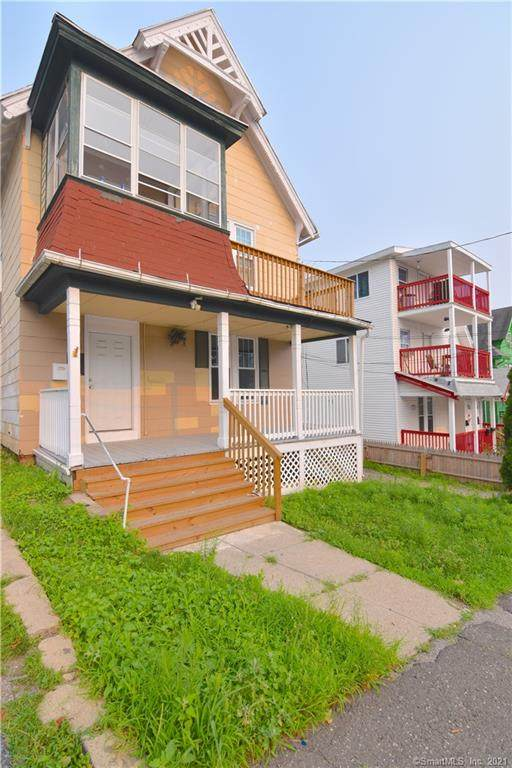 128 Central Avenue, Waterbury, CT 06702 (MLS #170421905) :: Chris O. Buswell, dba Options Real Estate