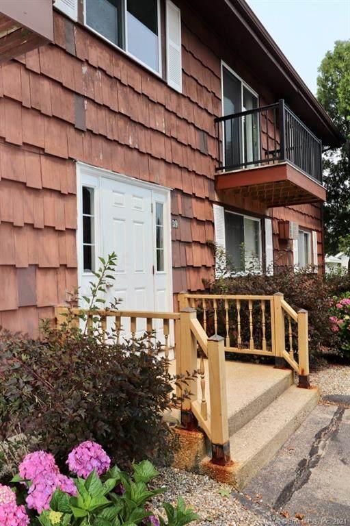 39 George Avenue D, Groton, CT 06340 (MLS #170422327) :: GEN Next Real Estate