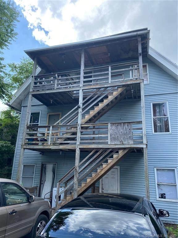 46 Wyman Street, Waterbury, CT 06710 (MLS #170422337) :: Sunset Creek Realty