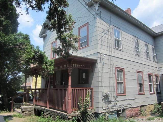 172 Shaw Street, New London, CT 06320 (MLS #170422415) :: GEN Next Real Estate