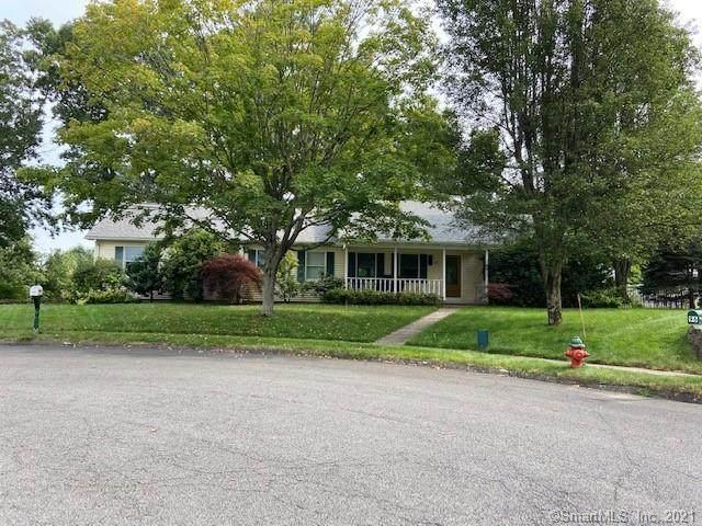 103 Posa Drive, Bristol, CT 06010 (MLS #170422844) :: Spectrum Real Estate Consultants