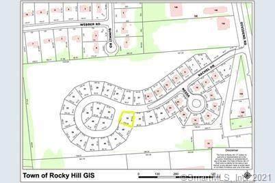 32 Rachel Drive, Rocky Hill, CT 06067 (MLS #170422991) :: GEN Next Real Estate