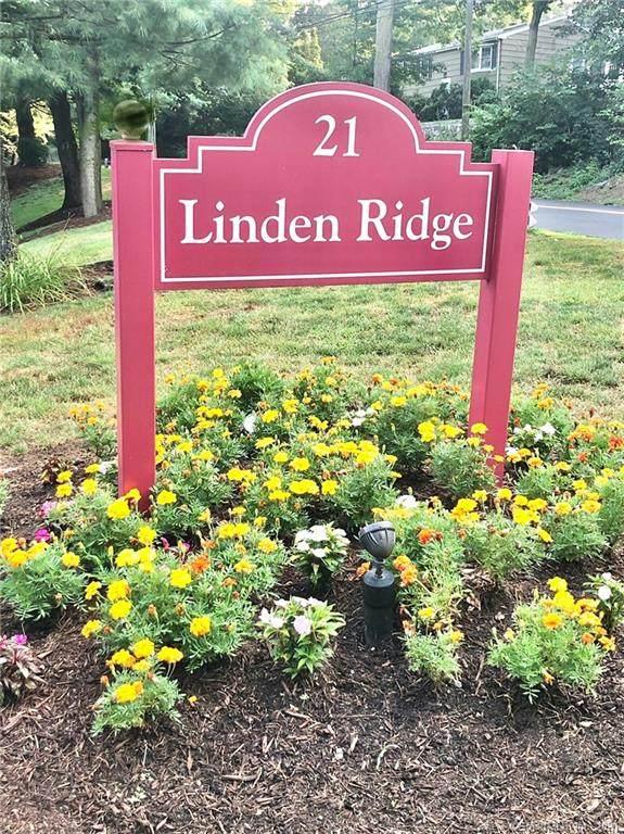 21 Linden Street #20, Norwalk, CT 06851 (MLS #170423366) :: Kendall Group Real Estate | Keller Williams
