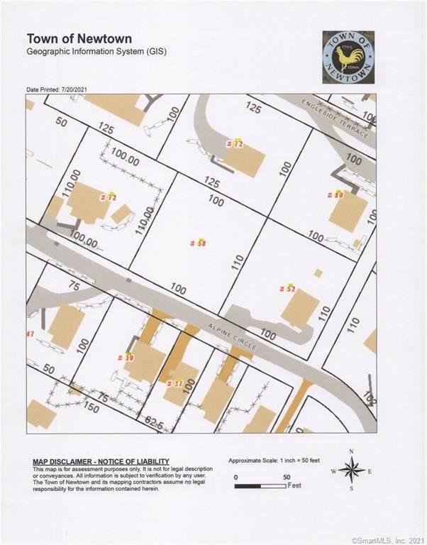 58 Alpine Circle, Newtown, CT 06482 (MLS #170423907) :: Next Level Group