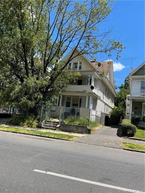 1343 Fairfield Avenue, Bridgeport, CT 06605 (MLS #170424067) :: Frank Schiavone with Douglas Elliman