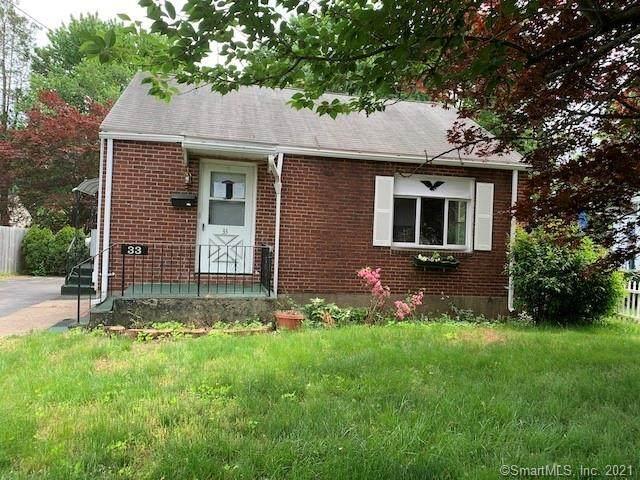 33 Oxford Drive, East Hartford, CT 06118 (MLS #170424311) :: Faifman Group